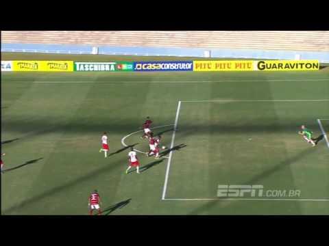 Gols de Atlético GO 3x0 Náutico - Série B 2016