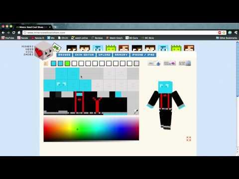 Minecraft - Skins!