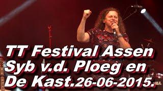 TT Festival, Syb v d  Ploeg en De Kast 26 06 2015