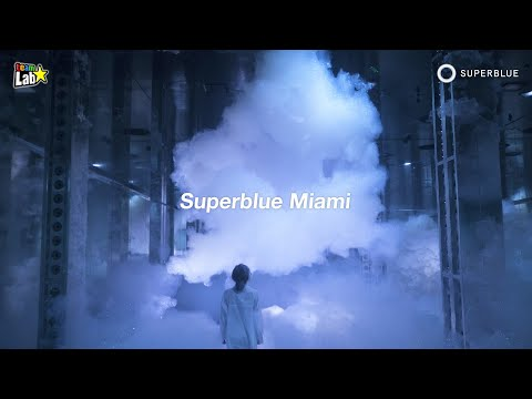 """Superblue Miami's inaugural exhibition """"Every Wall is a Door"""""""
