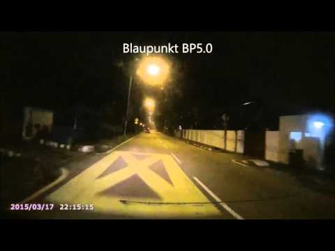 Blaupunkt BP5.0 WiFi Controlled (Action/Dashcam) Night View