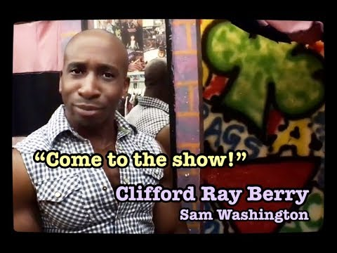 WITH CLIFFORD RAY BERRY