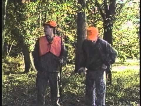 "Tk and Mike Deer Huntin' ""Black Powder Hunting"""
