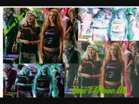 Don't Move On by Lindsay Lohan w/ lyrics