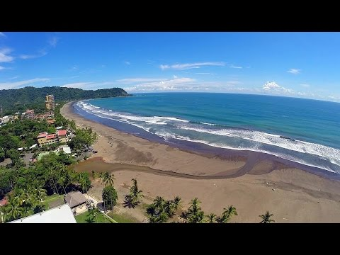Jaco beach ☀ 🌴 Costa Rica Bird's eye view