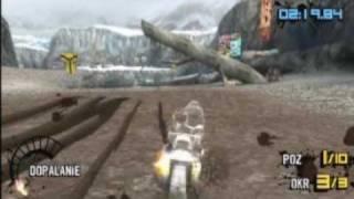 Motorstorm: Arctic Edge Gameplay Video