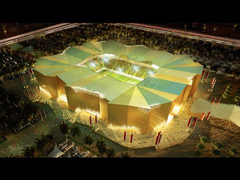 HORRIFYING: North Korean 'Slaves' Are Building World Cup Site in Qatar