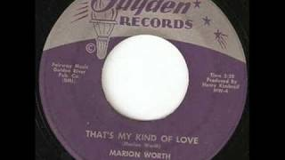 Marion Worth - That