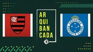 FLAMENGO X CRUZEIRO (NARRAÇÃO AO VIVO) - BRASILEIRÃO