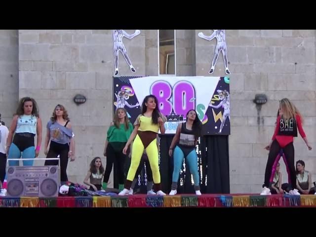Gala Solidaria Fusión Fitness 1ª parte