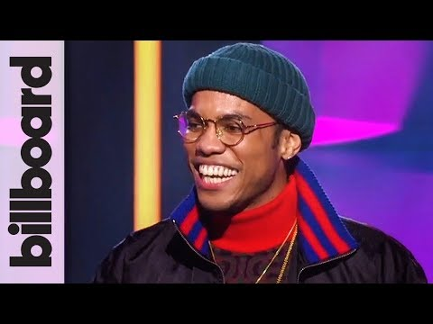 Anderson .Paak Introduces Rule Breaker Award Recipient SZA | Women in Music