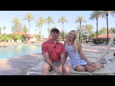 Golden Village Palms RV Resort Review - Hemet, CA