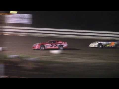 Hummingbird Speedway (8-27-16): Street Stock Feature