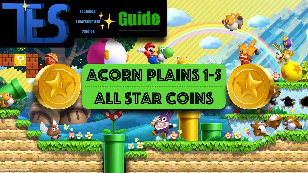 super mario bros world 5 star coins