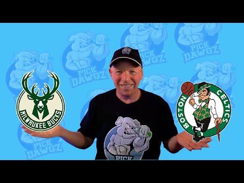 Milwaukee Bucks vs Boston Celtics 3/26/21 Free NBA Pick and Prediction NBA Betting Tips
