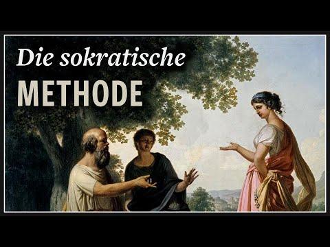 Die Sokratische Methode Platons Dialoge Ft Sokrates Youtube