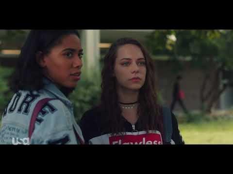 Трейлер сериала  Вызови меня | Dare Me Trailer