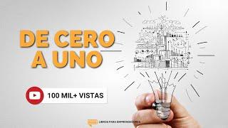 #031 - De Cero a Uno - Libros para Emprendedores