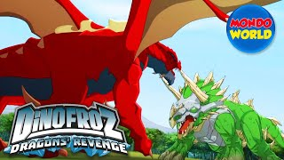 vuclip Dinofroz 2 Dragons' Revenge ep. 25 Over the Skies of Rocketown