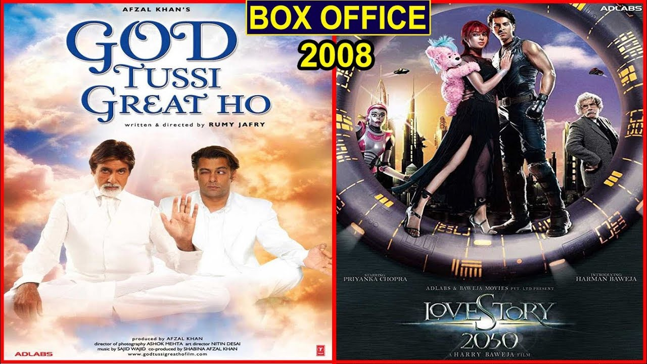 Download God Tussi Great Ho vs Love Story 2050 2008 Movie Budget, Box Office Collection, Verdict and Facts