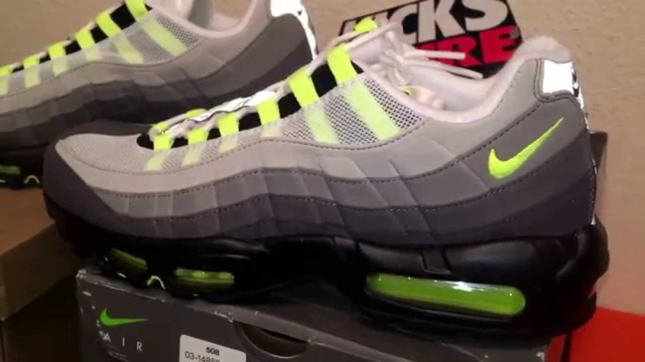 the best attitude 12af9 f8e5b Nike Air Max 95 OG