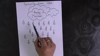 Monsoon Theme Punctuality Game|Group Game for Kitty Party|Prachi Game Ideas