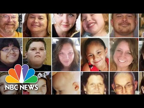 In Memoriam: The Sutherland Springs Shooting Victims | NBC News