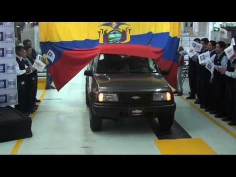 Último Vitara del mundo ensamblado en Ecuador