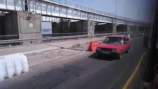 У Запоріжжі завершили частина робіт з ремонту дорожнього покриття Дніпрогесу