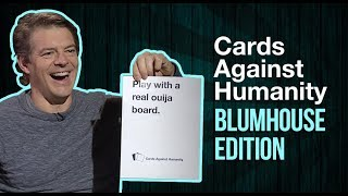 Jason Blum juega Cards Against Humanity