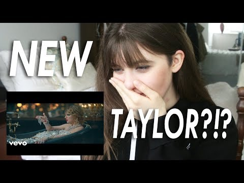 Download Youtube: Taylor Swift - LOOK WHAT YOU MADE ME DO (Music Video) | REACTION