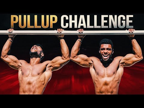 Bring Sally Up PULLUP Challenge (HARD VERSION)