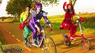 I Like To Ride My Bike Theme Song With Rock N Rainbow And Dirk Scheele Children S Songs