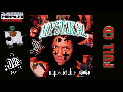 Mystikal - Unpredictable [Full Album] Cd Quality