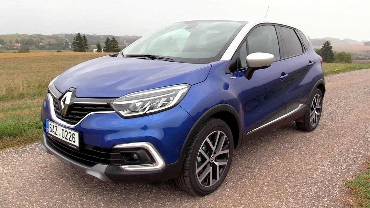 new 2018 renault captur s edition detailed walkaround. Black Bedroom Furniture Sets. Home Design Ideas