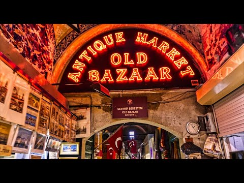 Istanbul's Grand Bazaar Tour - Fake Market   Hand Crafted Jewelry   Turkish Sweets and more!