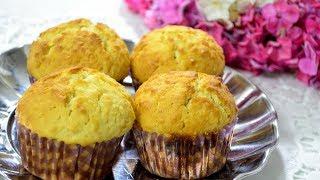 Muffinki kokosowe z białą czekoladą - Jak zrobić - Smakowite Dania