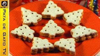 Galletas de Almendra / Almond Cookies