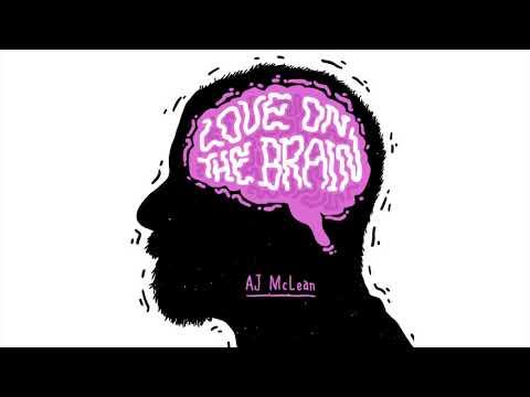 AJ McLean - Love on the Brain mp3 ke stažení