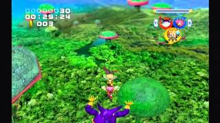 Sonic Heroes - T-rose's Frog Forest In 0.41.59 - {non-pc Wr}
