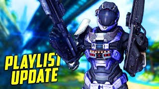 Halo MCC Update: New Ranked Playlist, Halo Reach PC AR Starts, Featured Categories