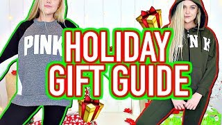 Holiday Gift Guide for Girls! | Victoria's Secret PINK Holiday Collection
