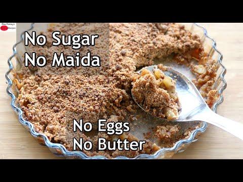 apple-crumble---healthy-apple-crumble-recipe---no-maida,-no-sugar,-no-eggs,-no-butter/skinny-recipes
