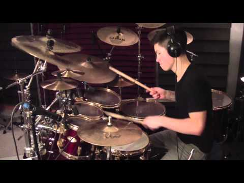 Holy Visitation - Micah Stampley - Drum cover by Alex Gutierrez