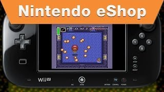 Wii U Virtual Console - The Legend of Zelda: A Link to the Past