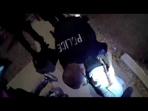 (EXPLICIT LANGUAGE): Body-cam video of officers arresting two teens in Mesa
