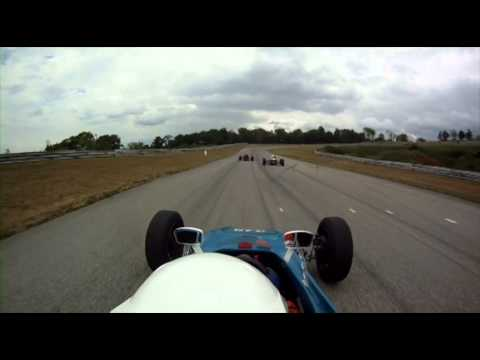 2012 Royale Racing Formula Ford Feature Race at PIRC