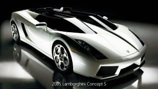 Lamborghini Collection (1963-2010)