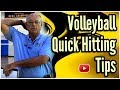 Volleyball Quick Hitting Spiking Skills and Drills Coach Al Scates