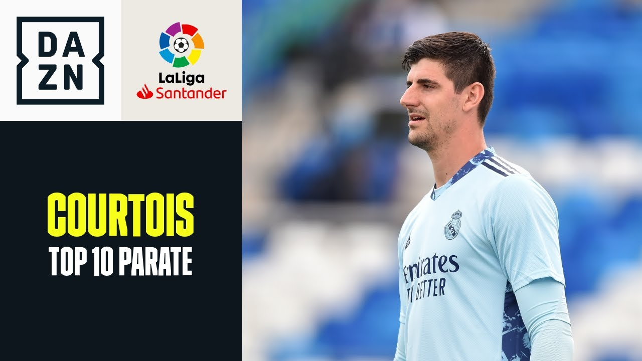 Courtois: Top 10 parate